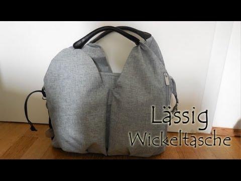 [Review] Lässig Green Label Neckline Bag Wickeltasche I Wickeltasche