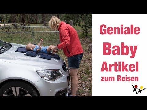 4 geniale Artikel zum Reisen mit Baby | Baby Gadgets | Das haben wir IMMER dabei