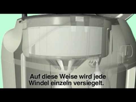 Windeleimer Sangenic Windeltwister MK4 Hygiene plus tommee tippee Kindergartenbedarf