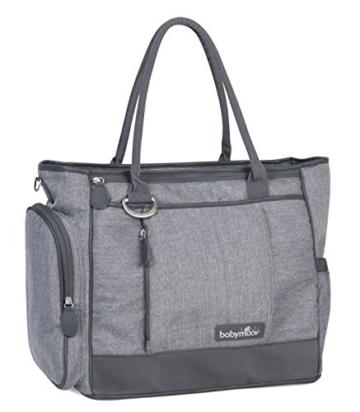 babymoov damen wickeltasche essential schräg