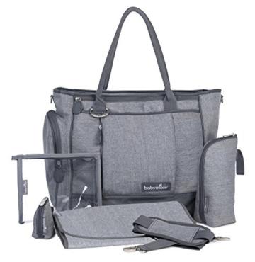 babymoov damen wickeltasche essential komplett