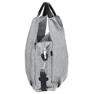 lässig wickeltasche lnb601 seitlich