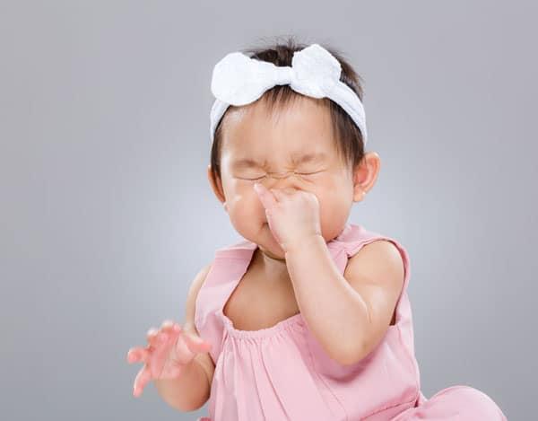 Baby Verstopfte Nase Ersticken